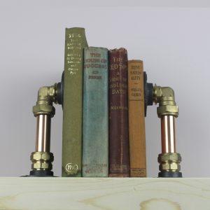 Industrial Book End Holders