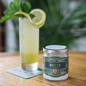 Mojito Cocktail Candle