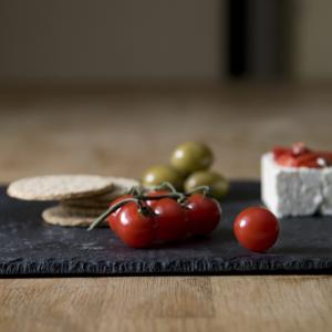 Square Cheese Board