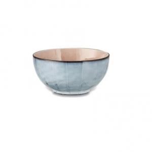 Boa Grey & Dusky Pink Bowl