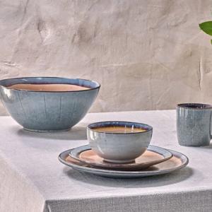 Bao Dusky Pink  Serving Bowl