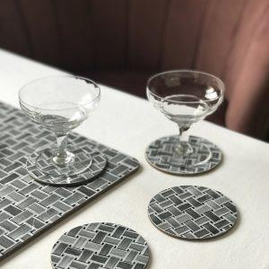 Ingria Coasters Round