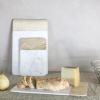 long marble and mango chopping board