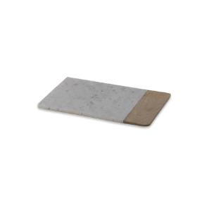 long white marble board