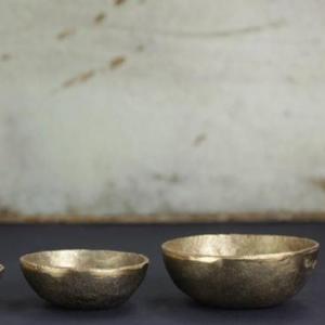 Jahi Gold Bowl Large