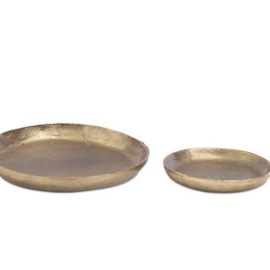 Jahi Gold Plate Small