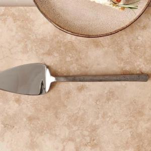 Sirkali Cake Slice – Brushed Silver