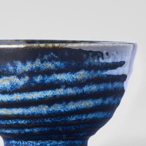 Indigo Blue Teacup