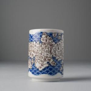 Sushi Mug Motif of Prefectures
