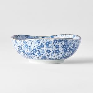 Blue Daisy Small Bowl
